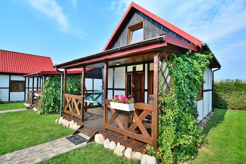 Sonar - 4-bed cabin with terrace