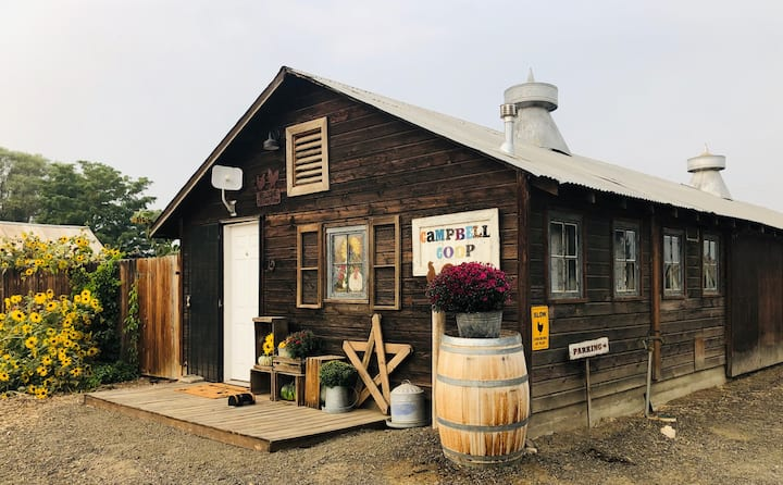 Campbell Coop Ranch