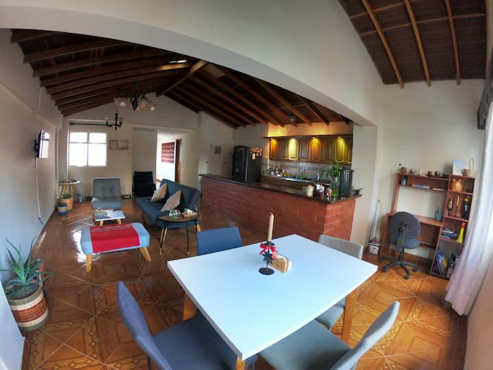 Room excellent location and security R1