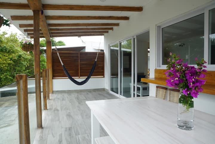 Ibiza - Departamento moderno a pasos de la playa
