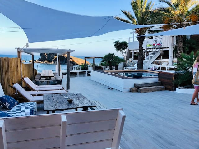 The Pipe - Sweet Home Rooms - Cabo de Palos