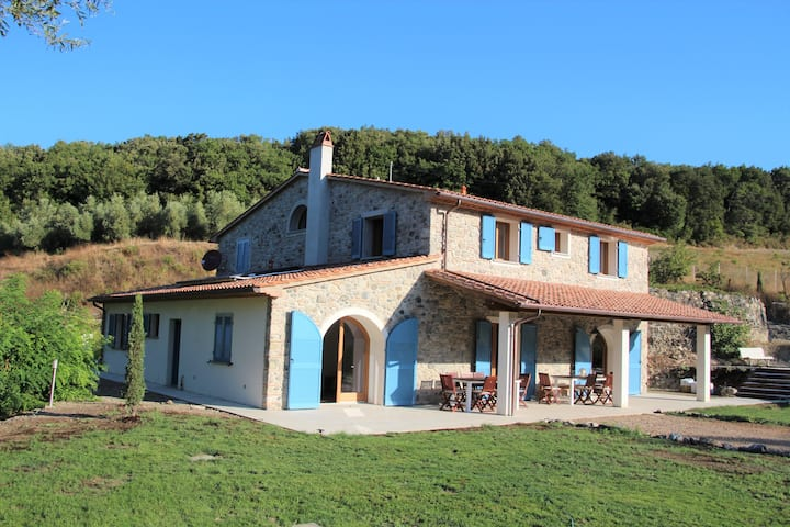 Villa Emma-Toscanaparadiso