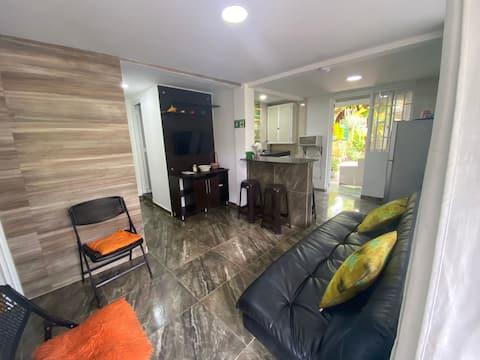 Swanka Home Apartamento 1. Natureza e  Mar