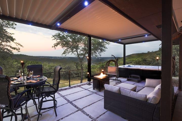 ★Gorgeous Home   Spa Balcony   Incredible Views!★
