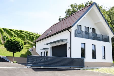 Ferienhaus im Weingarten