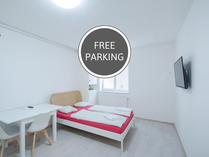 Tržaška apartment with FREE parking