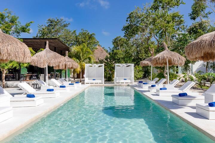Jungle Lodge Boutique Hotel - 605