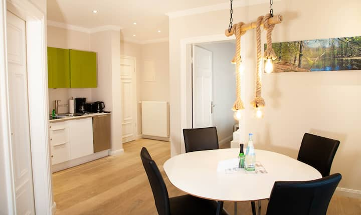 Apartment / Wohnung Silbermöwe Dünenhaus Binz