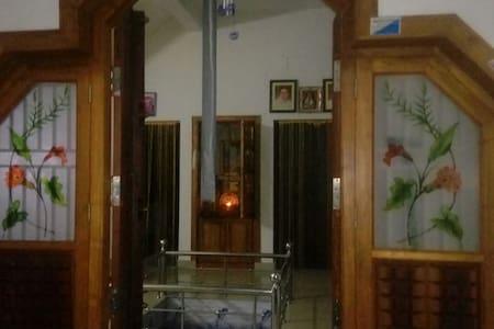 main door entrance