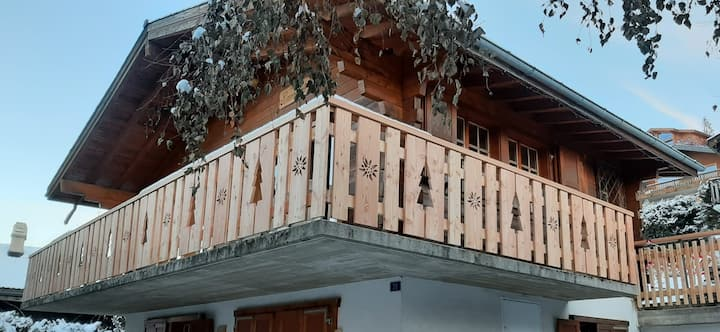 Chalet  - Haute-Nendaz, Valais - Self check-in/out