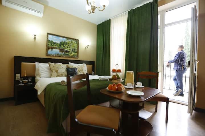 Golden House Hotel в Sochi standart room