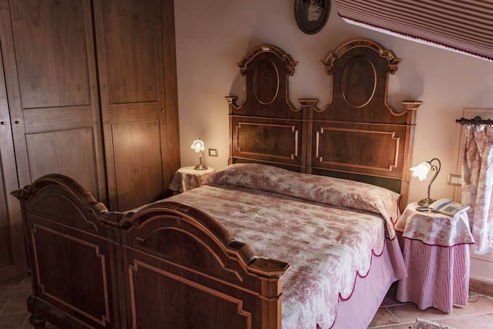 Crte Bebbi - Tiglio - Double room