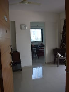Wide door for entrance to flat, Lift provided. Easy to access for senior citizens.