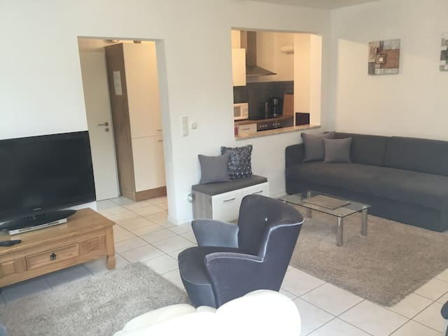 Lovely, quiet, fully equipped apartment