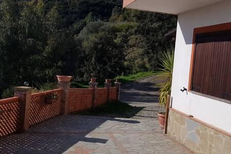 cortile/patio d'ingresso