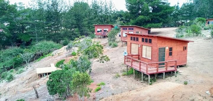 Cabañas Hermosa Vista Panorámica 2