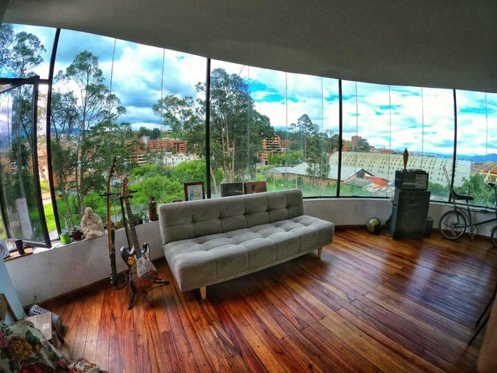 Apartment very near el Centro de Cuenca