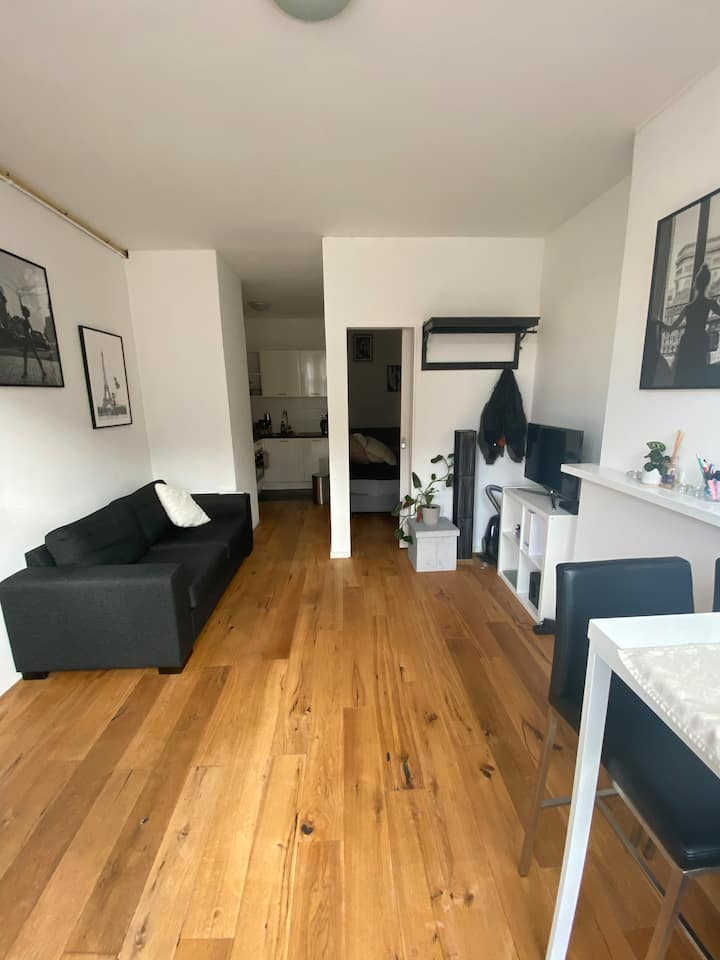 One bedroom apartment in Amsterdam city centre