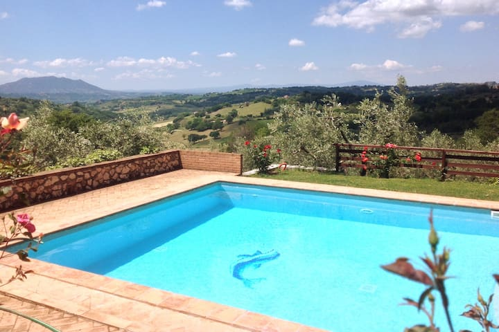 Villa Meridolio fabulous property with privat pool