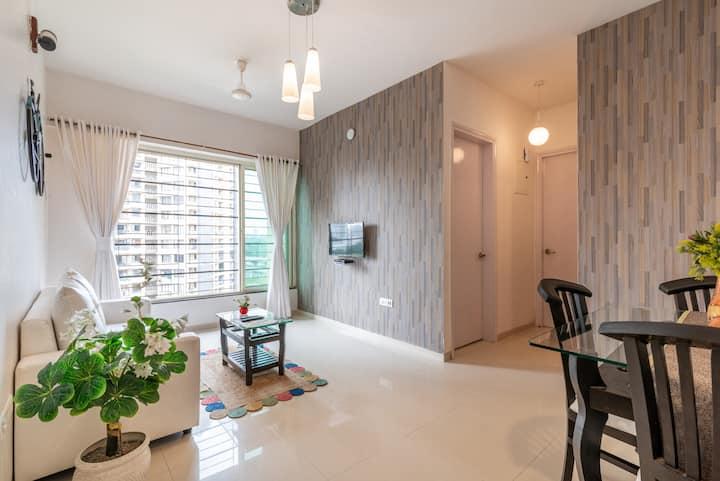 Sundance apartment - 2 BHK in Bandra