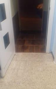 La puerta de entrada a casa