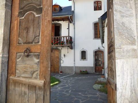 Maison Casnabet, appartement avec vues imprenables