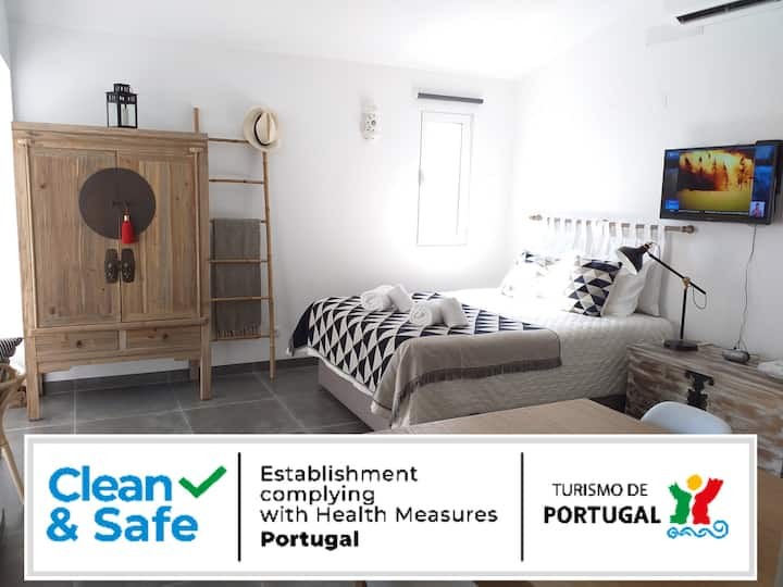 Clean & Safe by Pedras Del Rei Waterfront Loft