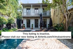 Luxury+Pool+House%2C+steps+to+the+French+Quarter%21