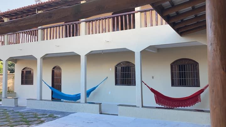 A melhor casa de praia em Nova Viçosa - BA
