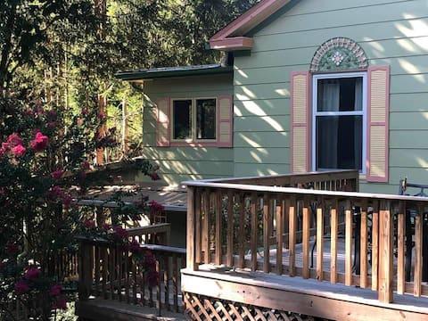 Katherine's House: A Woodland Cottage