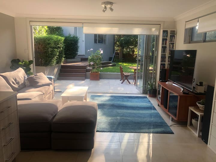 Entire 1 bed suite - private self-contained area