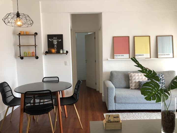Brand new spot, ideal for convenience and location