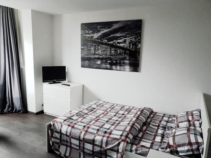 Modern möbliertes City-Apartment in Essen