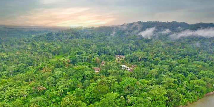 Suchipakari Amazon Lodge