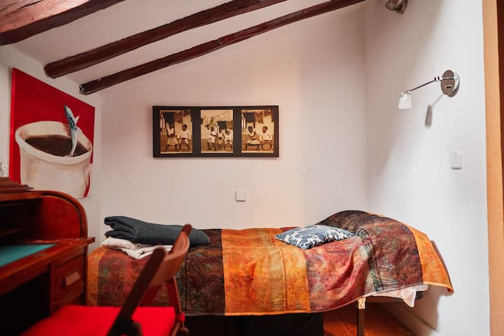 Cozy room in the center of Madrid