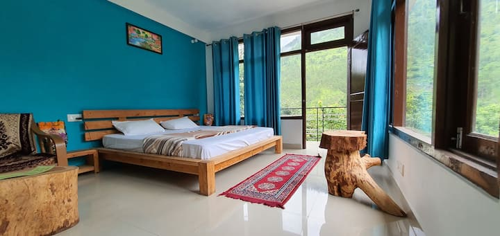Oaktree Homestay/Offbeat#Hattu Valley View