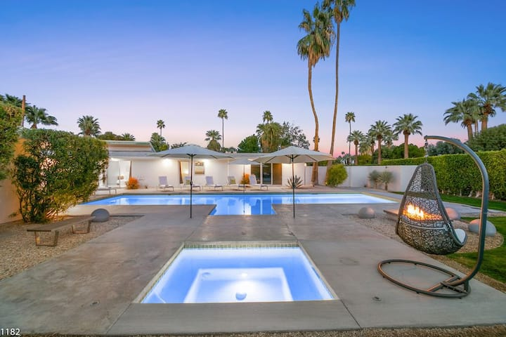 Mid Century Escape - Movie Colony wd Private Pool