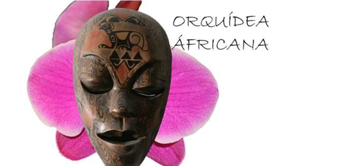 Orquídea Africana 🐅
