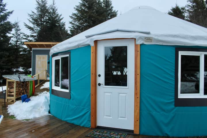 Back to the Basics Yurt