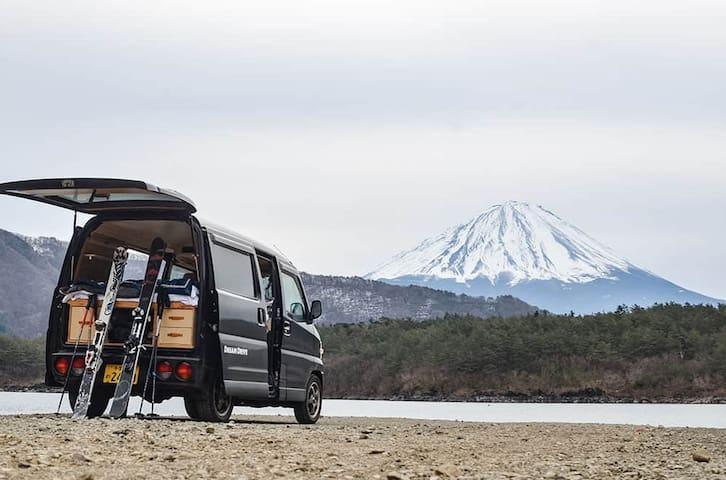 Tokyo Dream Van Rental