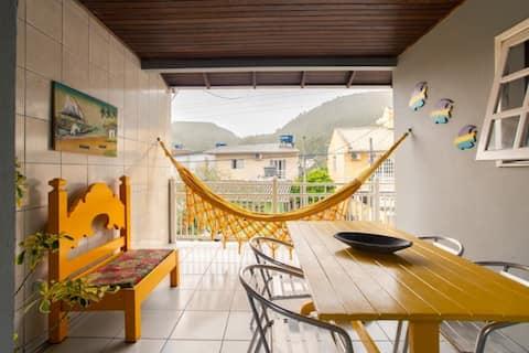 Apartamento Barra da Lagoa, 200 metros da Praia!#2