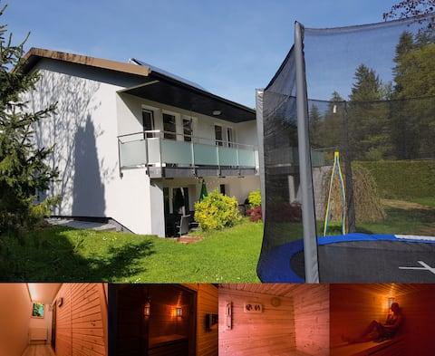 """App """"Dolce Vita"""" #Privat sauna# nær Celje Slot"""