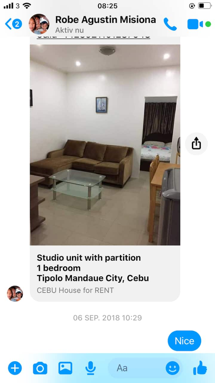 Condominium in Mandaue City