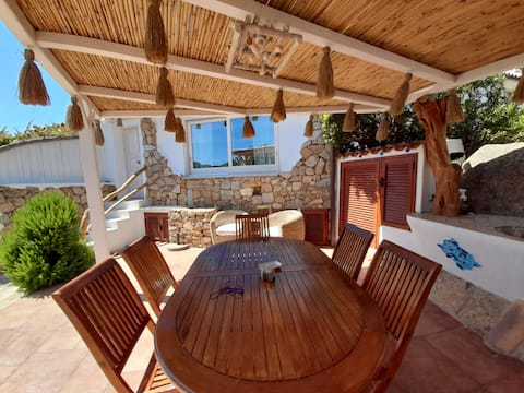 Villa Francesca - A solarium on the Bay