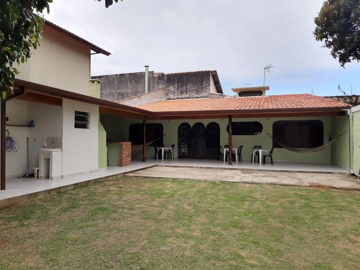 Casa em indaiá, Caraguatatuba, ótimo local!!!