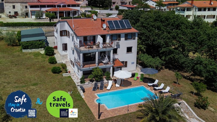 Villa Verde-Apartment with Terrace-Adults Only