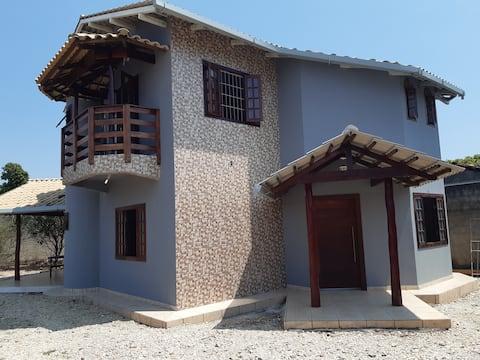 Casa inteira - Cavalcante, 4 quartos (2 suítes)