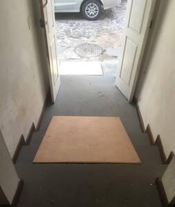 Rampas móveis de acesso a cadeirantes e pessoas com dificuldades de mobilidade