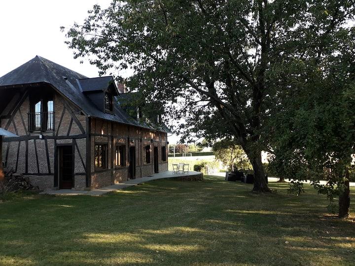 La Bergerie - Maison à proximité de Saint-Saëns