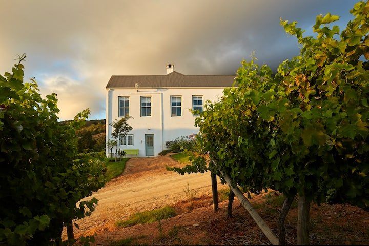 Kings Kloof Country House ,The Vineyard Suite.